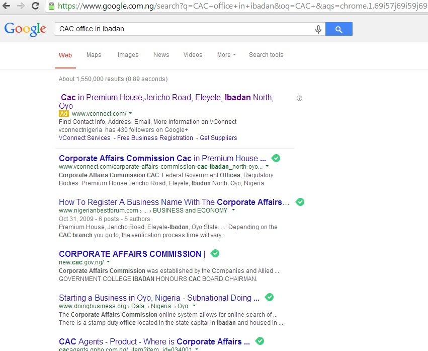 cac-google-search